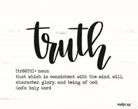 Truth Fine-Art Print