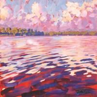 Blue Lake Fine-Art Print