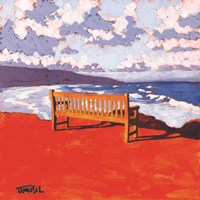 Sea Bench Fine-Art Print
