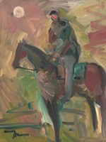Desert Horseman Fine-Art Print