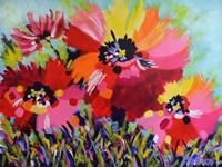 Big Red Poppies Fine-Art Print