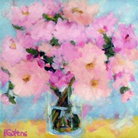 Bright Pink Peony Fine-Art Print