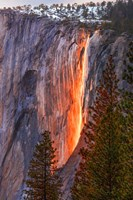 Horsetail Fall Fine-Art Print