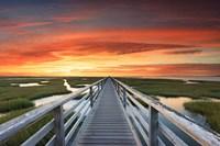 Greys Beach Sunset Fine-Art Print