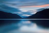 Lake Crescent Dusk Fine-Art Print