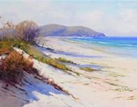 Port Stephans Beach Sands Fine-Art Print