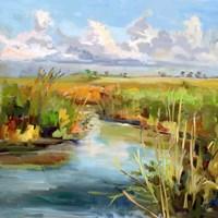 Afternoon Skies Fine-Art Print