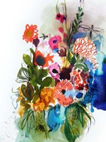 Flowers and Insects One Fine-Art Print