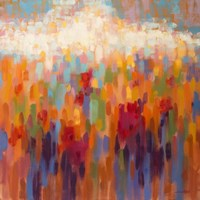 Poppy Mosaic Fine-Art Print
