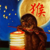 Monkeyshine Fine-Art Print