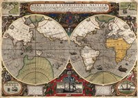 Vera Totius Expeditionis Nauticae Fine-Art Print