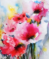 Summer Poppies II Fine-Art Print