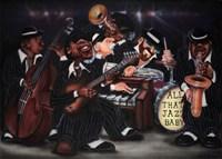 All That Jazz, Baby! Fine-Art Print
