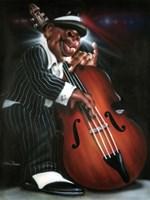 Jazzman D Fine-Art Print