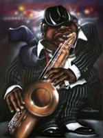 Jazzman Moe Fine-Art Print
