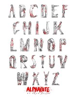 Alphabite Fine-Art Print