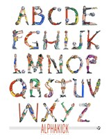 Alphakick Fine-Art Print