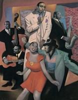 Club Zanzibar Fine-Art Print