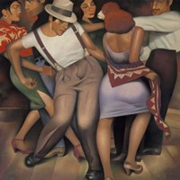 Latino Jazz Fine-Art Print