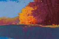 River Bank Fine-Art Print