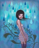 Morning Showers Fine-Art Print