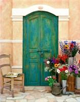 Fleuriste, Provence Fine-Art Print
