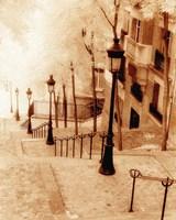 Montmartre, Paris Fine-Art Print