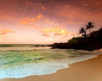 North Shore Dawn, Oahu Fine-Art Print