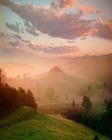 Villa, Toscana Fine-Art Print