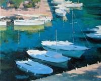 Marina 16 Fine-Art Print
