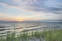 Lake Michigan Sunset III Fine-Art Print