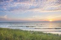 Lake Michigan Sunset II Fine-Art Print