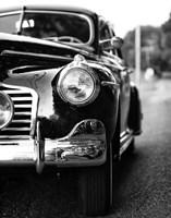 Classic Car II Crop Fine-Art Print