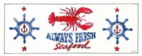 Seafood Shanty XI Fine-Art Print