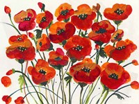 Poppin Up Poppies Fine-Art Print