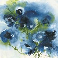 Blue Explosion Fine-Art Print