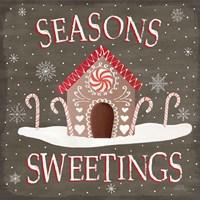Christmas Cheer VII Seasons Sweetings Fine-Art Print