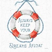 Nautical Life VI No Stripes Fine-Art Print