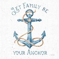 Nautical Life IV No Stripes Fine-Art Print