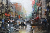 Montreal Rain Fine-Art Print