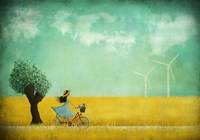 Bike Ride Fine-Art Print