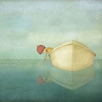 On the Sea Fine-Art Print