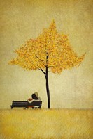 The Cherry Tree - Fall Fine-Art Print