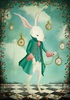 The White Rabbit Fine-Art Print