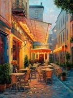 Cafe Van Gogh 2008, Arles France Fine-Art Print