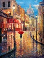 Montmartre Evening Fine-Art Print