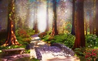 Forgiveness is the Path to Peace Fine-Art Print