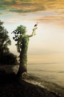 Where the Trees Stand Fine-Art Print