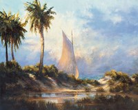Manasota Key Returning Fine-Art Print