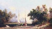 Peace River Sunset Fine-Art Print